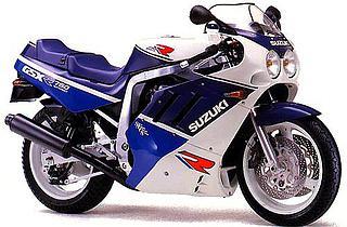 Suzuki GSX-R 750 - 1988