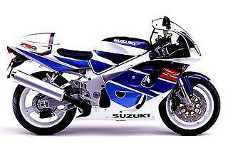 Suzuki GSX-R750 1997