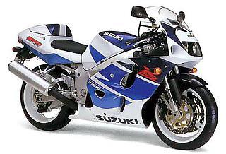Suzuki GSX-R750 1998