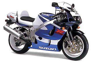 Suzuki GSX-R750 1999