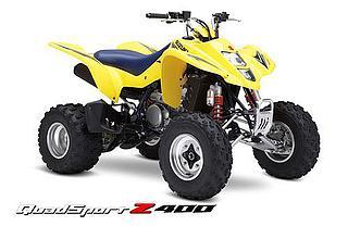 Suzuki LT-Z400