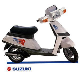 Suzuki Lido 50 1990