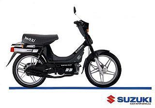 Suzuki MAXI 50 1992