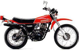 Suzuki SP 400T 1980