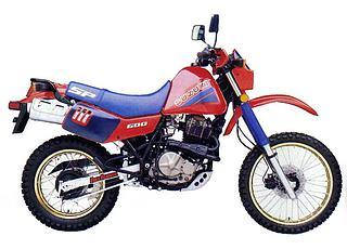 Suzuki SP600 1985