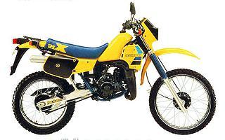 Suzuki TS 125X 1984