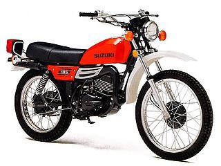 Suzuki TS185 1977