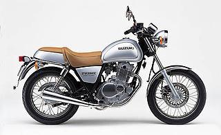 Suzuki TU 250X 1997