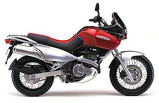 Suzuki XF650 Freewind 1997