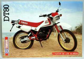 Yamaha DT80 Aire