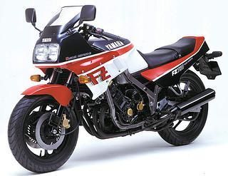 Yamaha FZ 750 1985