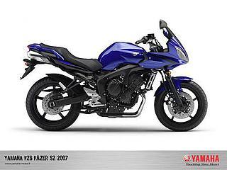 Yamaha FZ6 FAZER S2-2007