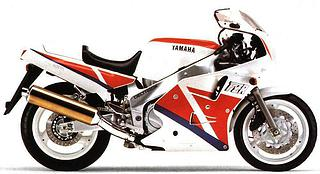 Yamaha FZR 1000-1990