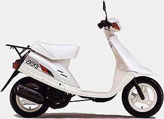 Yamaha JOG 1989-1990