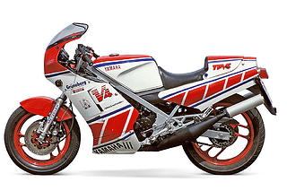 Yamaha RD 500LC 1984