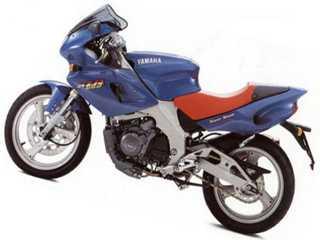 Yamaha SZR 660.
