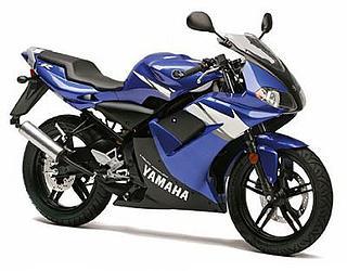 Yamaha TZR50 2003