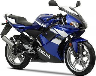 Yamaha TZR 50 2009
