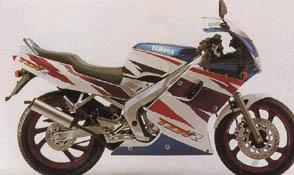 Yamaha TZR 80RR