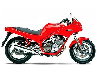 Yamaha XJ600N Diversion