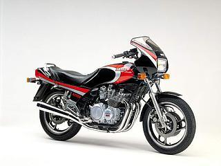 Yamaha XJ900R 1983