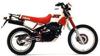 Yamaha XT 350 1991