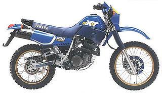 Yamaha XT 600E 1990