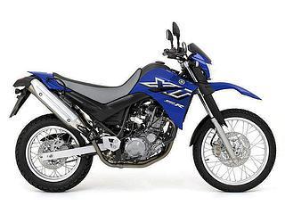 Yamaha XT 660R 2004-2005