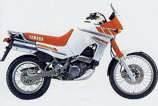 Yamaha XTZ 660 Ténéré 1991