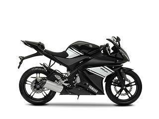 Yamaha YZF-R125 2008-2009
