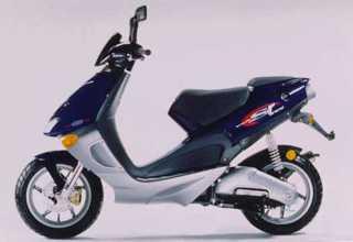 aprilia sr50 1997