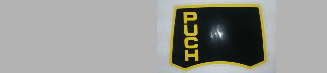 FRONT STICKER PUCH CONDOR III